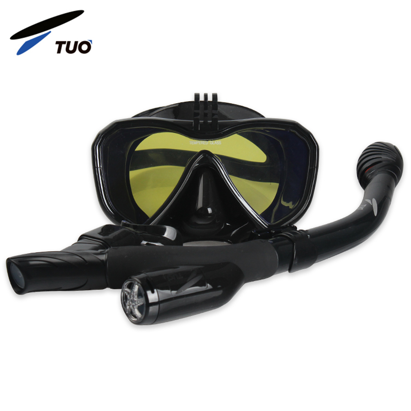 2018 Alibaba Gold Supplier Wholesale Freediving Equipment Scuba Diving Gear Snorkel Mask Kit