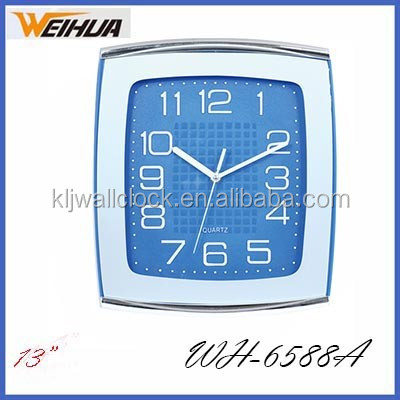 Modern Quartz simple design wall clocks