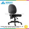 852 modern design office mesh fabric chair, lift swivel arm chair