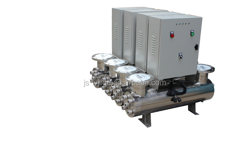 uv sterilizer for well water