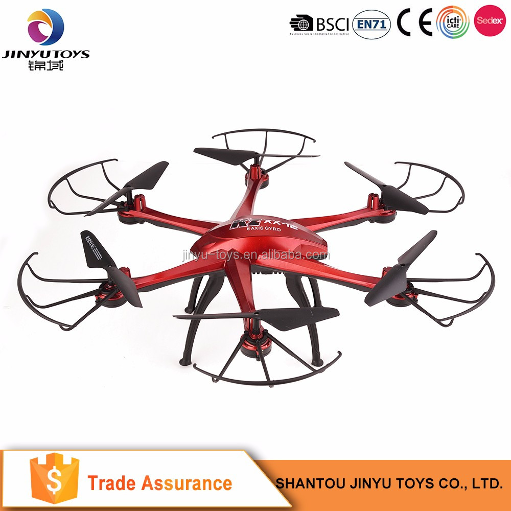 New 2.4G 6-Axis Wifi FPV Drone RC Quadcopter Drone with HD Camera