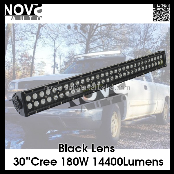 AUTO PARTS ACCESSORIES 288W 50 INCH LED TUBE LIGHT BAR FOR TRUCK AND JEEP