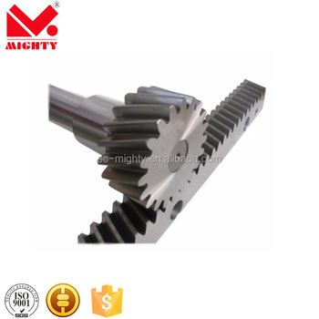 High Quality China CNC Gear Rack and Pinion