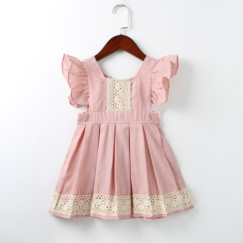 D0036 Latest Baby Girl Frocks Designer Clothes Sale Pink Lace Baby Shower Dress Buy Baby Shower Dressbaby Clothes Sale Baby Shower Dressdesigner