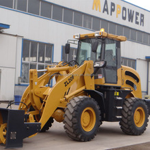ZL20 2ton Engineering & Construction Machinery/Earth-moving Machinery wheel loader