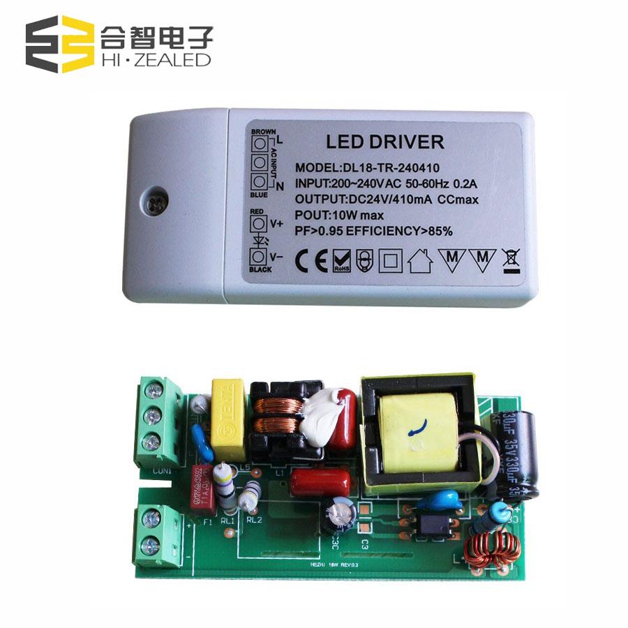 10W Netzger/ät f/ür 750mA Konstantstrom f/ür max 3 LED 3W
