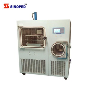 Aseptic Isolation Design Provided After-sales Service vaccum freeze drying machine