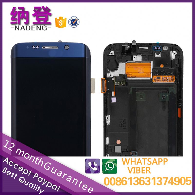 china wholesale alibaba oem for samsung S7 edge g935 lcd digitizer