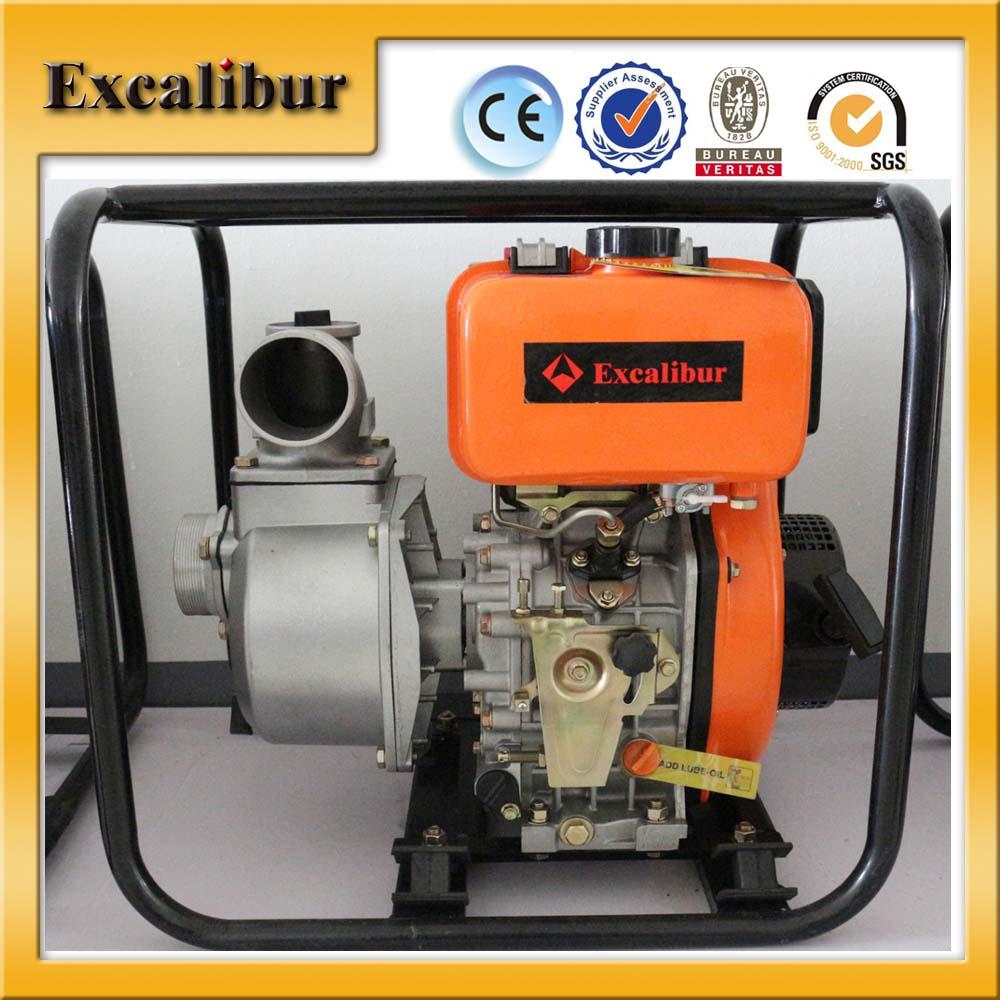 Manual Starting Diesel Water Pump Wholesale, Water Pump Suppliers - Alibaba