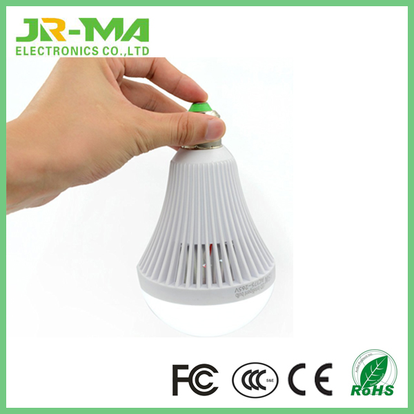 ce rohs list Intelligent factory price warm white For Household Led Bulb Energy Saving E27 Emergency Lighting Lamp