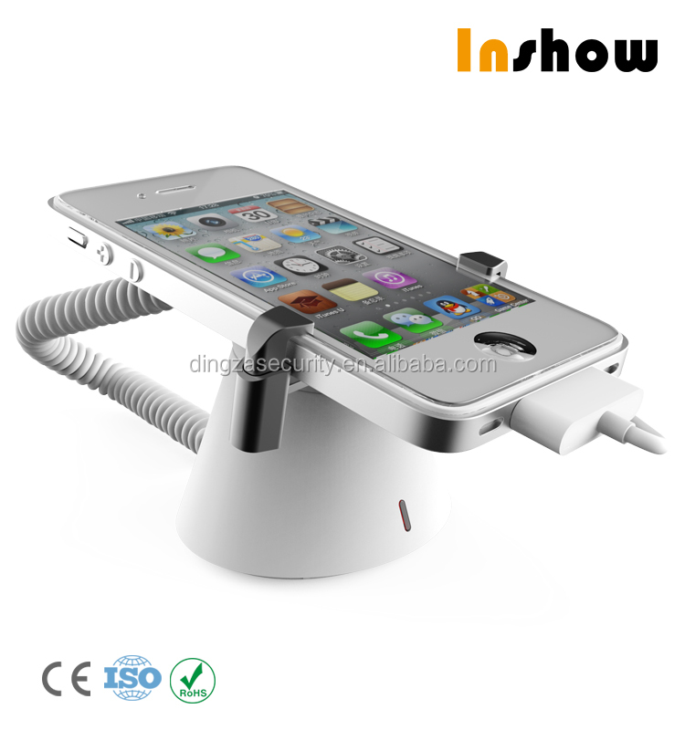 mobile phone alarm remote unlocking device for telephone security display