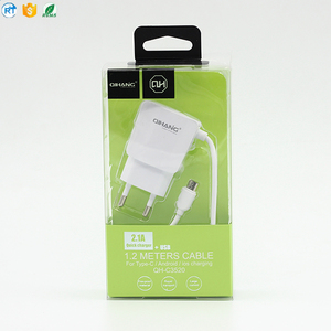 yiwu mobile phone accessories 2A usb port for iphone usb charger