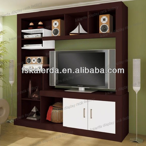 Simple Lcd Wall Unit