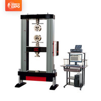 WDW Series 10kn to 600kn Computer Automatic Electronic Universal Tensile Material Testing Equipment Price