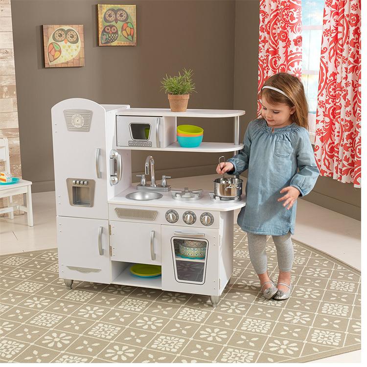 2020 लकड़ी के बच्चों रसोई खिलौने Daycare के फर्नीचर बच्चों को खुश रसोई खिलौने रसोई सेट खिलौने बच्चों के लिए