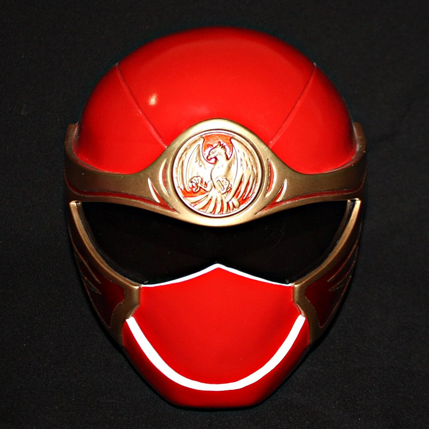 Buy Halloween Costume Power Ranger Helmet Mask Red Hurricanger Ninja