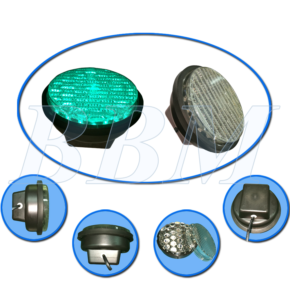 factory wholesale green full ball traffic led module