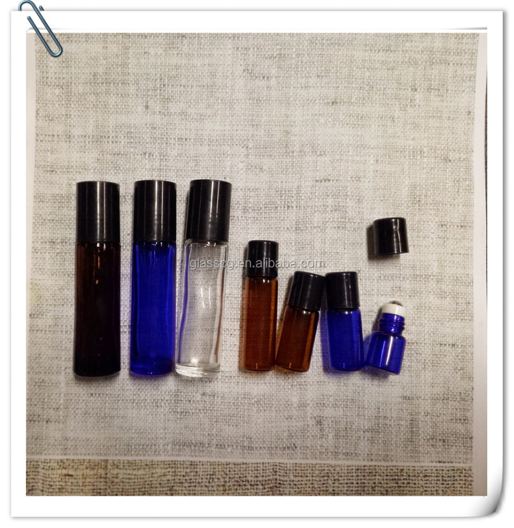 Free samples 30ml 1oz amber blue glass bottle with spray