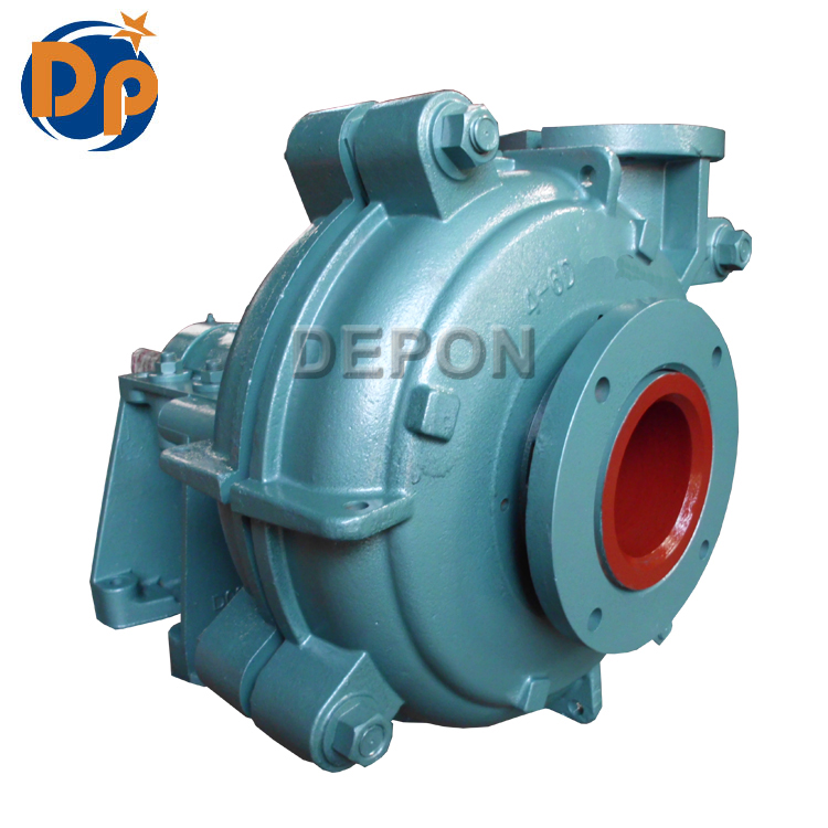 Grease/Oil Lubrication Centrifugal Slurry Pump