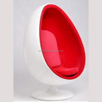 arne jacobsen egg chair danish design replica shell
