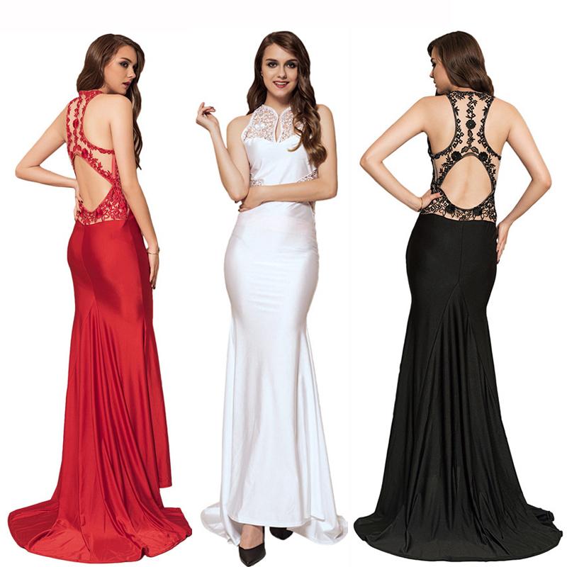 2017 En Gros la dernière conception formelle robe de soirée pour grosse  fille