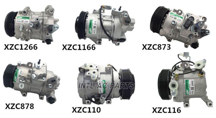 Denso TSE17C For Toyota Camry 2.5L 2494CC 2012-2015 ac compressor
