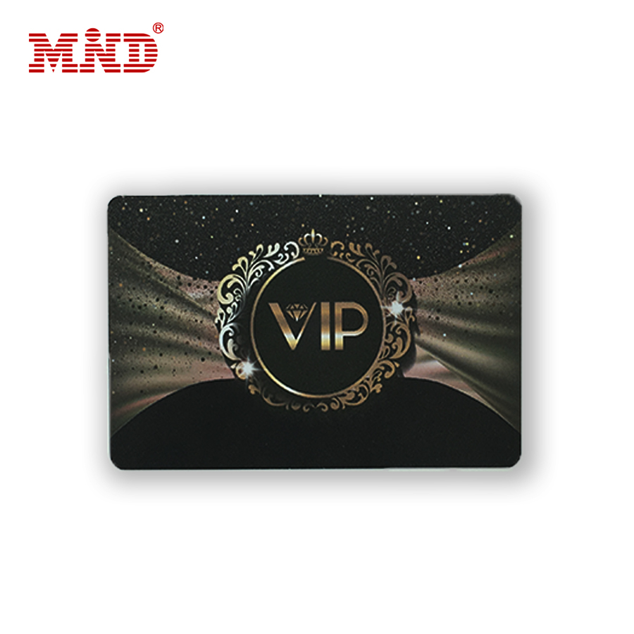 Custom and free design vip business card