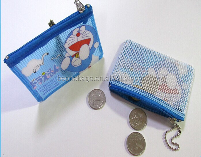 online shopping site clear vinyl pouch designer personalized coin purse