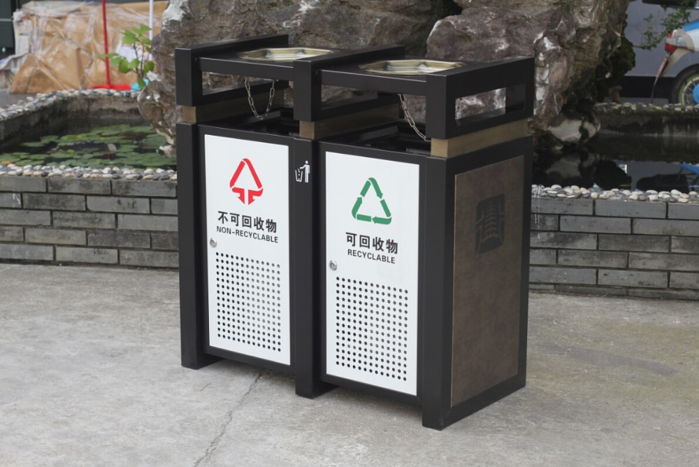 Jinke High Quality New Recycle Waste Bin Compactor For