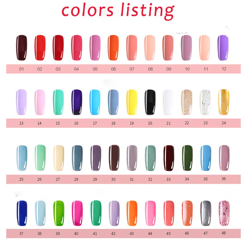 Best Selling Products In Malaysia! Nail Art Lily Angel Nail Polish ...