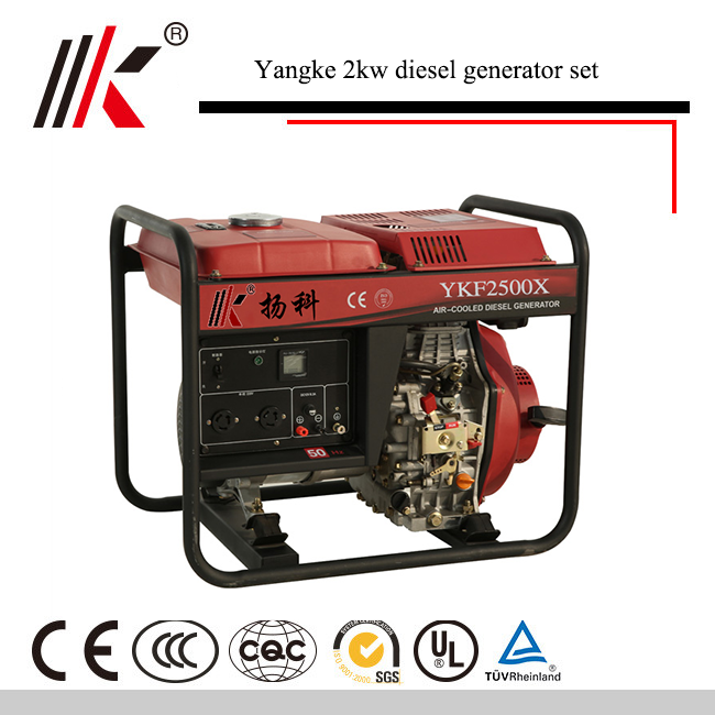 China Supplier 2kva Free Energy Diesel Generator Price In India ...