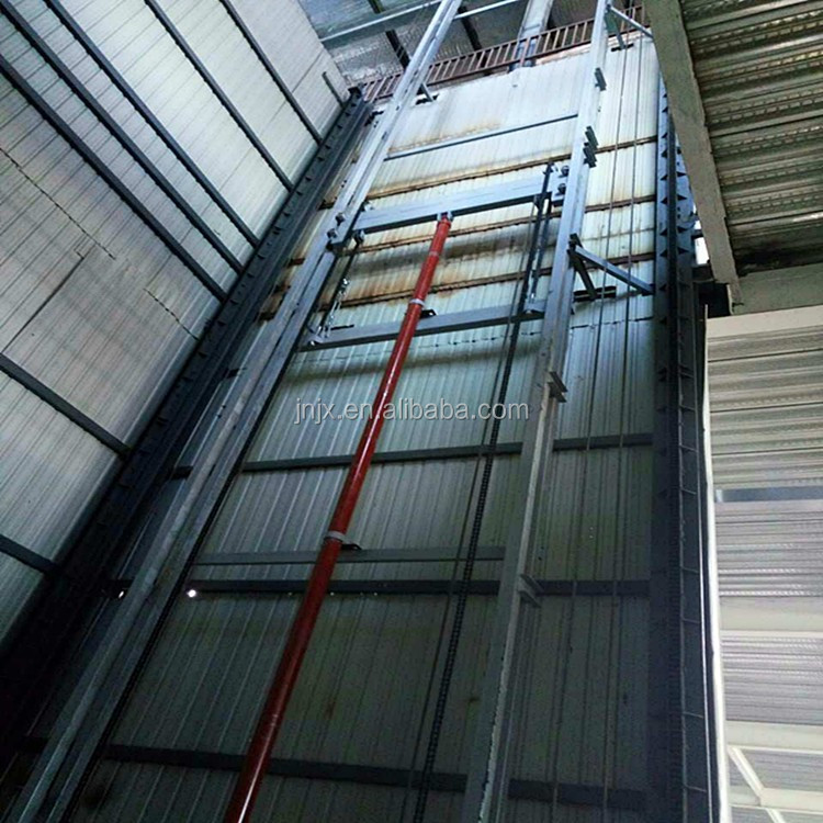 Used Car Warehouse: Stationary Warehouse Car Lift Platform/ Outdoor Used Cargo