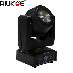 disco dancing light dmx dmx512 stage lights mini 60w led moving head beam light