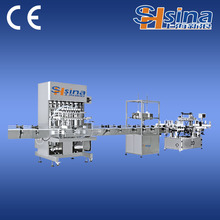 Automatic Powder Filling Machine For Various Bottles Jars