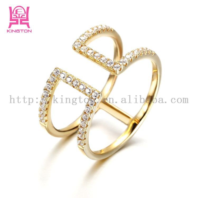 Fashion 2 Gram Gold Beautiful Designed Wedding Rings Price Buy