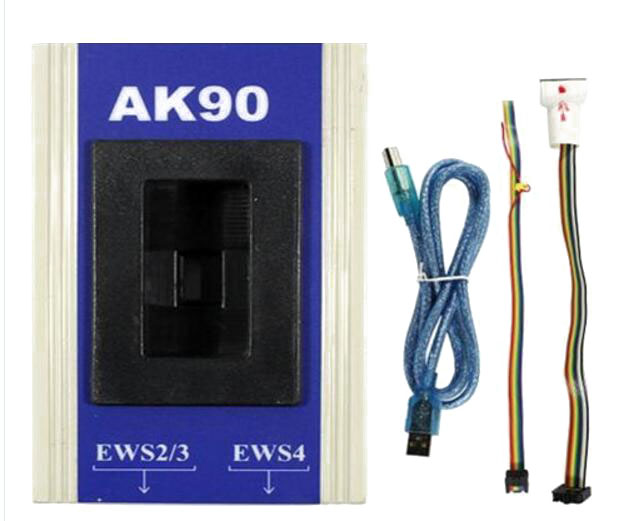 Ak90 for b-mw Key Programmer of All B-MW EWS From 1995-2005 Newest Version V3.19