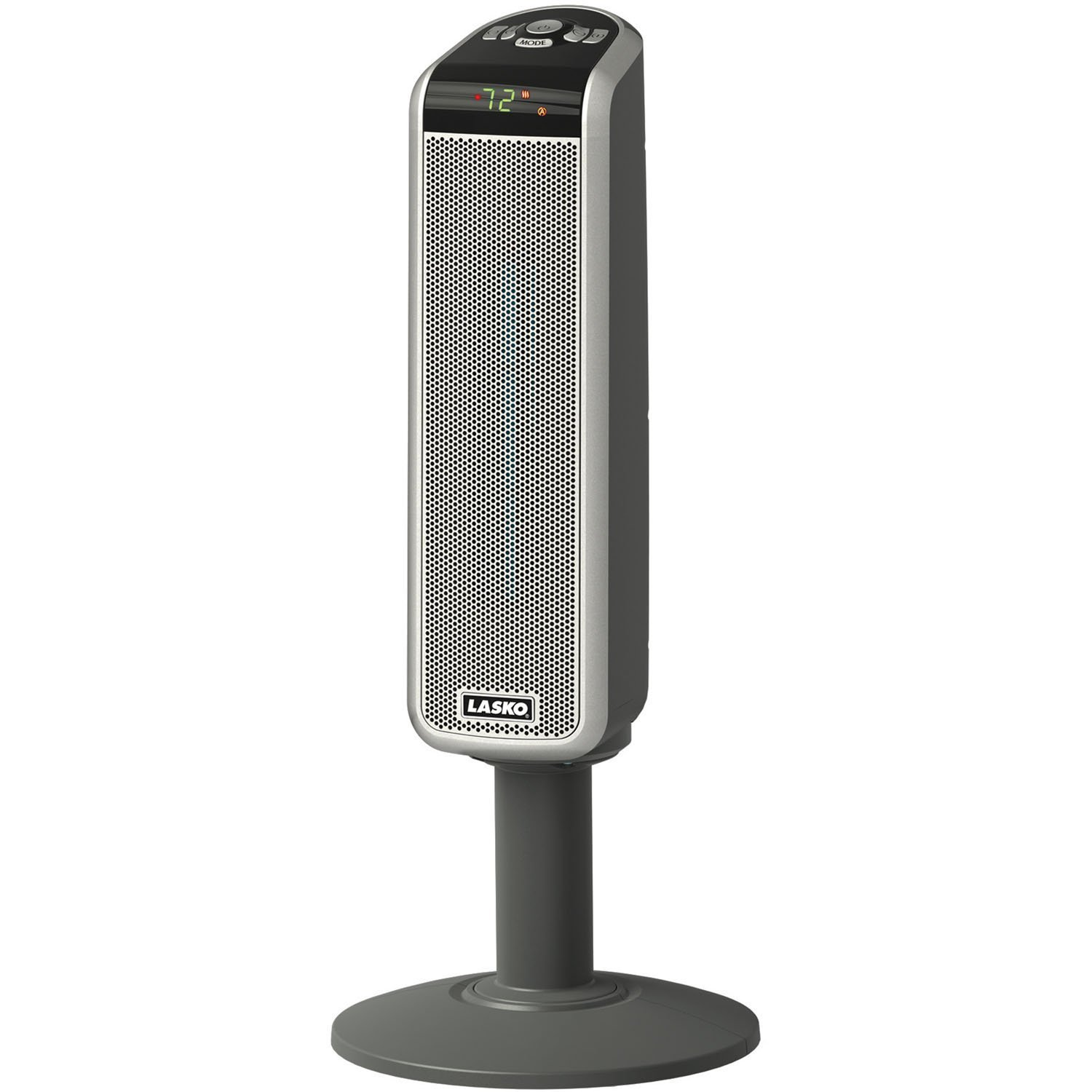 Get Quotations · Lasko COOL TOUCH 1500 Watt Digital Ceramic Tower Heater  With Widespread Oscillation U0026 Digital Display With