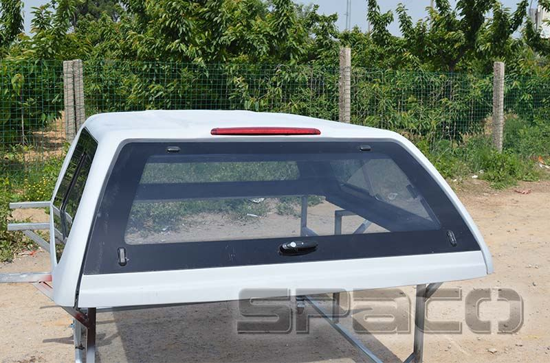 fiberglass canopy/pickup canopy/off road 4x4 accessories for Ranger T6/Mazda BT50