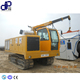 Oil and gas Pipe laying equipment crawler paywelder with powerful engine Deping welding tractor equipped with oxygen platform