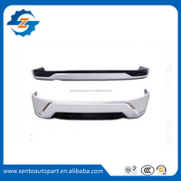 High Quality Best Selling Front + Rear Body Kit for Land Cruiser 2016