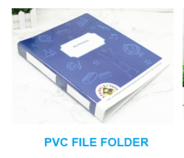 factory customized PVC passport holder