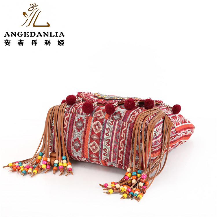 9db9c4d9d08a Boho ethnic women s big shoulder bag naraya thailand handmade crossbody bag  factories