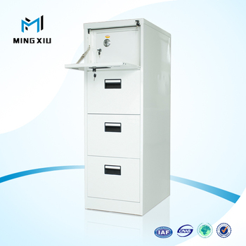 Mingxiu High Quality 4 Drawer File Cabinet / Office Document Steel File  Cabinet