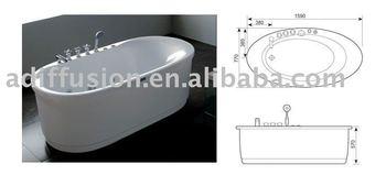 Vasca Da Bagno Di Piccole Dimensioni - Buy Product on Alibaba.com