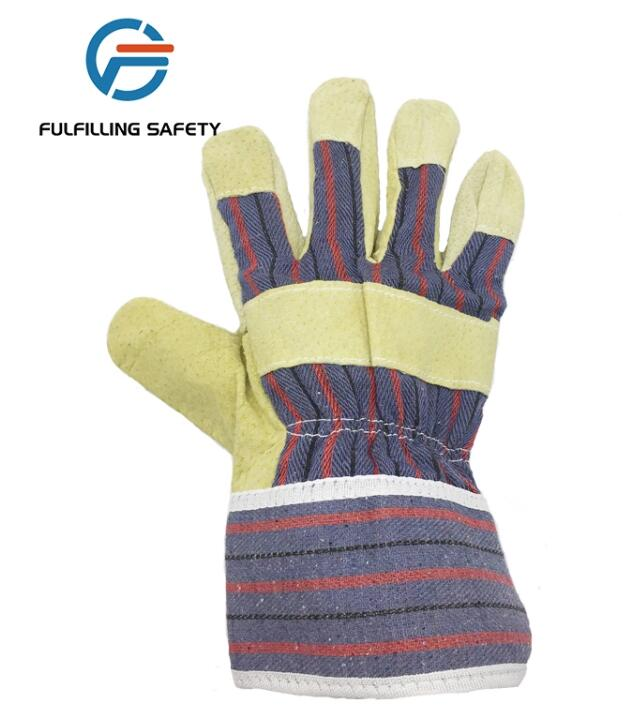 1 Pair Thicken Gloves Printed Tools Long Sleeve Cold-proof Working Anti Stab Wrist Protection Pruning Trimming Gardening Labor At All Costs Back To Search Resultstools