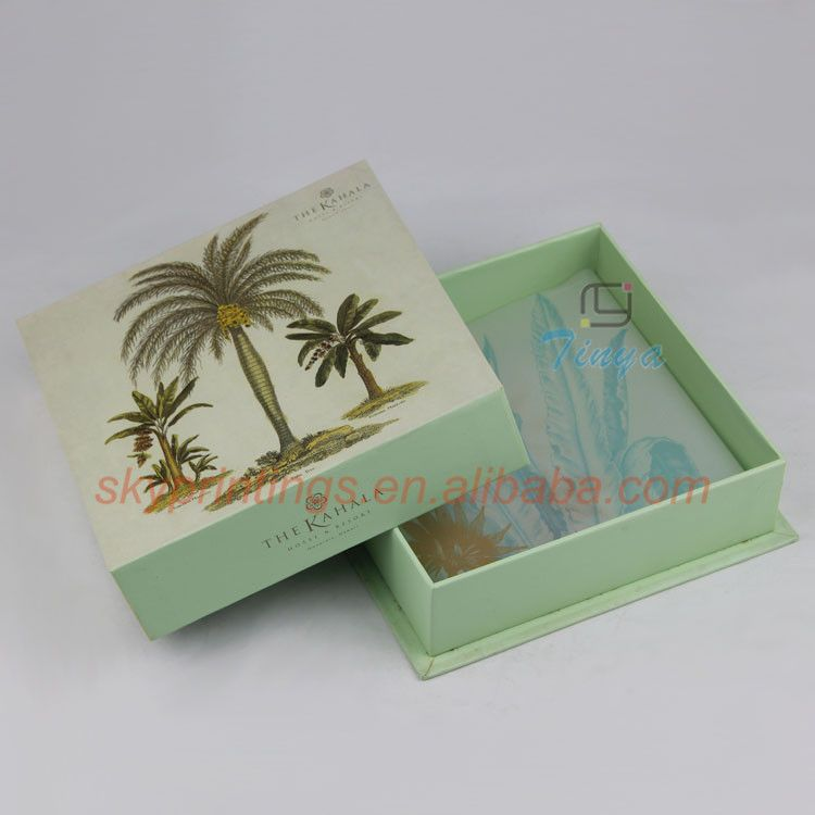 Tropical Diwali Gift Box Dry Fruit Box