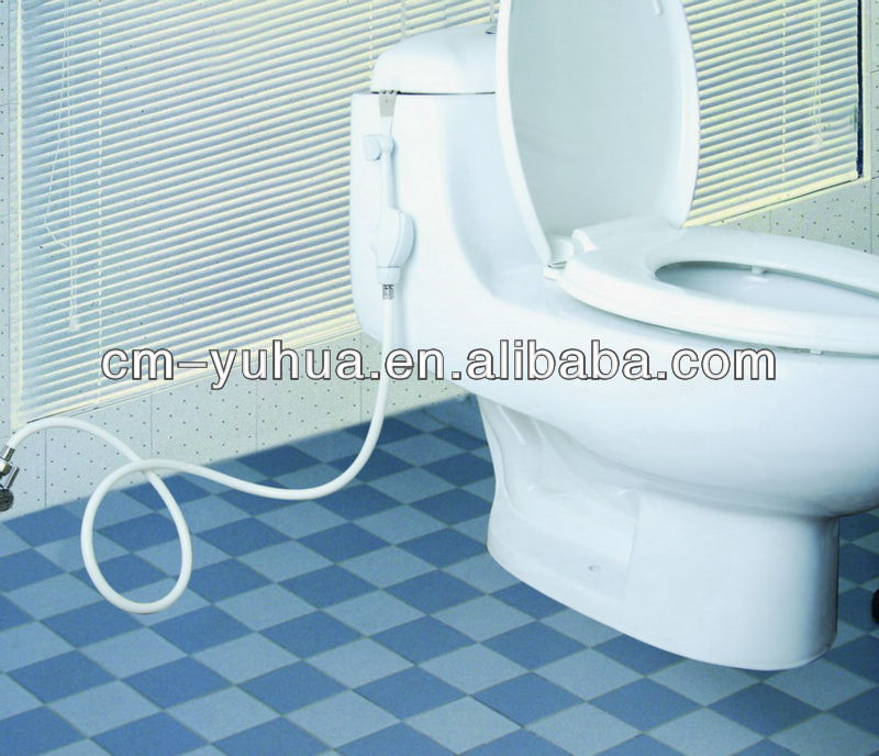 Toilet Portable Hand Held Muslim Shower Shattaf - Buy Bidet ...