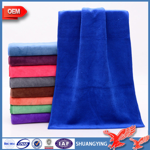 Manufacturers Wholesale Beautiful Pure Color Popular Hand Towel Tablets