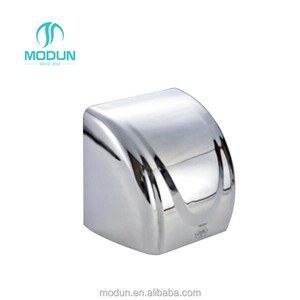 304 stainless steel factory automatic cool infrared sensor hand dryer