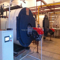 high quality diesel oil fired steam boiler for food processing